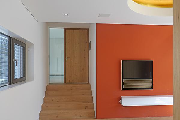 godelmann wendt erweiterung wohnhaus mit spa amberg. Black Bedroom Furniture Sets. Home Design Ideas